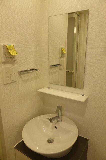 エスリード名城公園 1203号室の洗面所