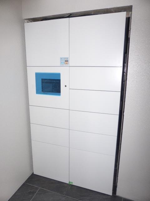 エスリード名城公園 603号室の玄関