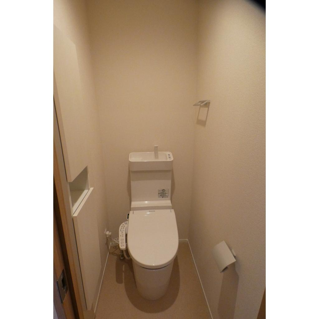 レジデンス西尾久 101号室のトイレ