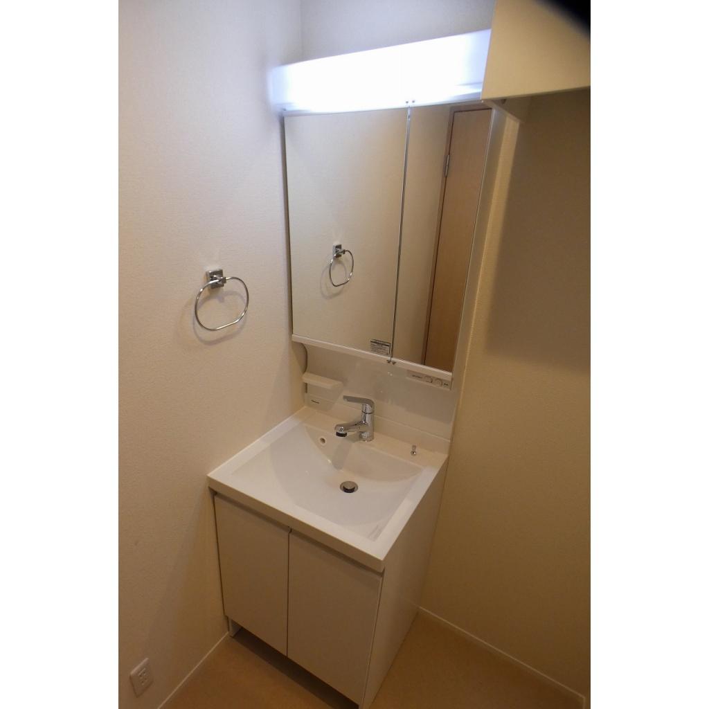 レジデンス西尾久 101号室の洗面所