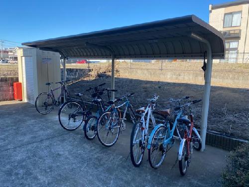 レオパレス髙樹グリーン友部Ⅰ 107号室の風呂