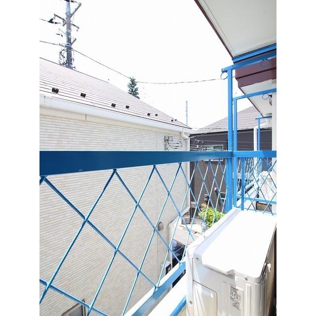 ライフピア久米川 202号室の収納