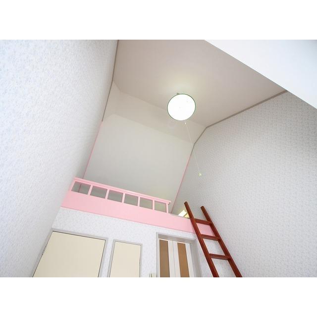 ライフピア久米川 202号室の玄関