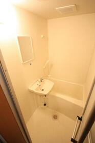 BELL HOUSE 203号室の風呂