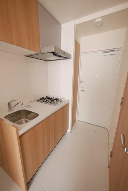 ALERO Nakano-Shimbas 102号室のキッチン