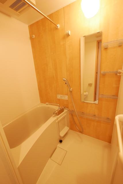 ALERO Nakano-Shimbas 102号室の風呂