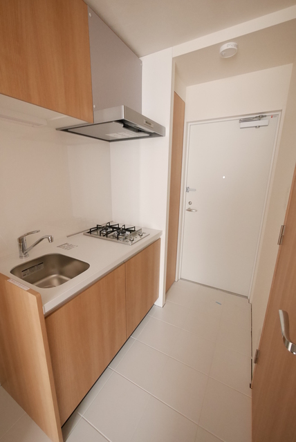 ALERO Nakano-shimbas 402号室のキッチン