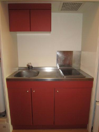 レオパレスフェリス 105号室の洗面所