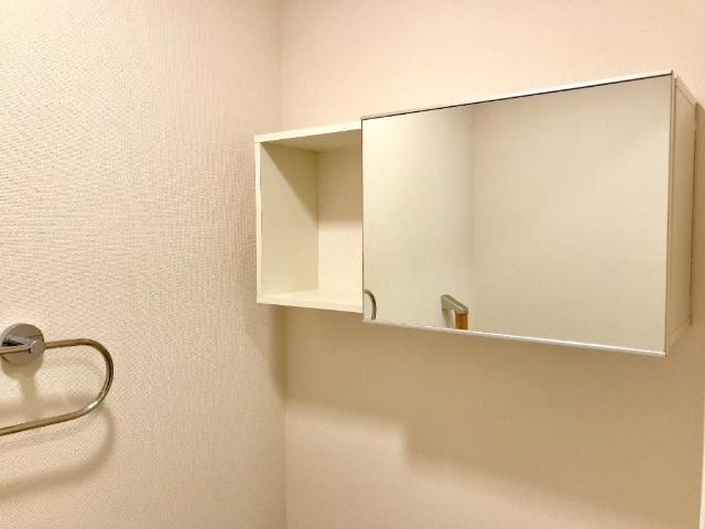 (キャトルセゾン)安行吉岡新築アパート 101号室のトイレ