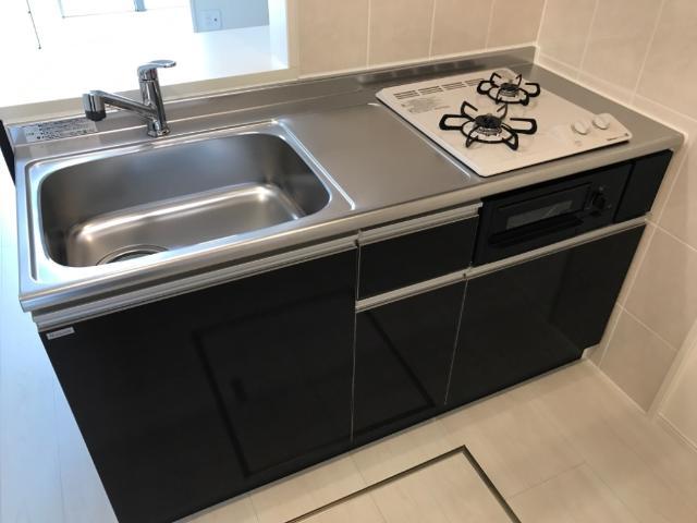 (キャトルセゾン)安行吉岡新築アパート 101号室のキッチン