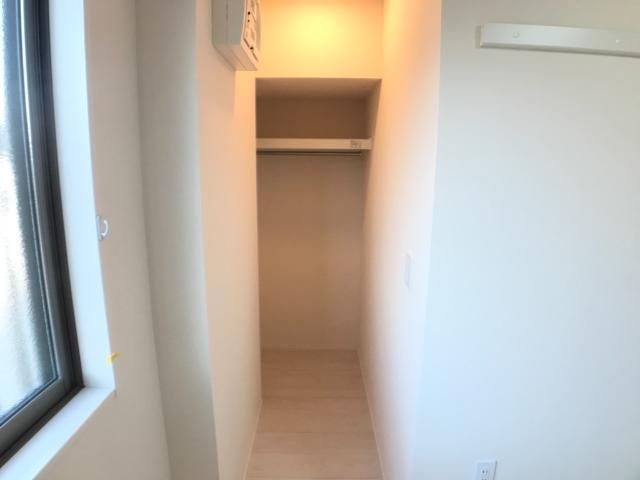 (キャトルセゾン)安行吉岡新築アパート 101号室の収納