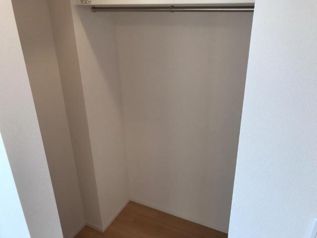 (キャトルセゾン)安行吉岡新築アパート 203号室の収納