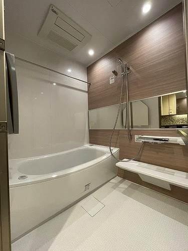 グランドメゾン久屋大通 1205号室の風呂