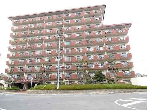 労住協第23ビル 611号室の外観