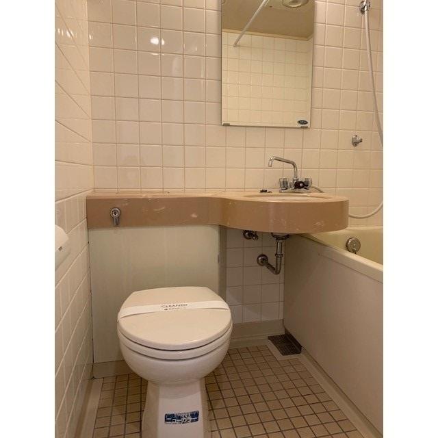 ニューハイツ蔵前 0201号室のトイレ