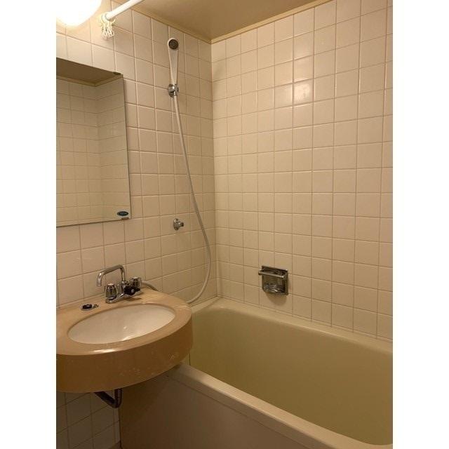 ニューハイツ蔵前 0201号室の風呂