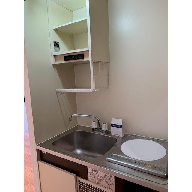 ニューハイツ蔵前 0201号室のキッチン