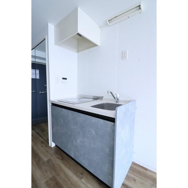ビーサイト大崎 802号室のキッチン