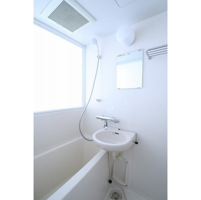 ビーサイト大崎 802号室の風呂