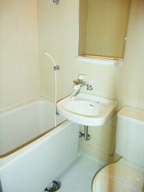 パシフィックパレス赤坂 204号室の風呂