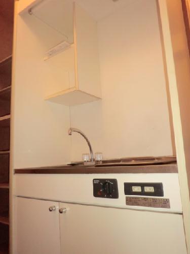 レオパレス深谷 106号室のキッチン