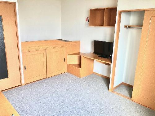 レオパレスグランドゥールⅡ 305号室のリビング