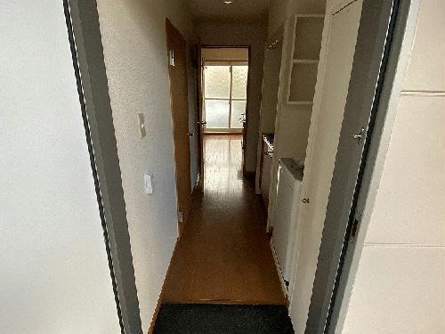 レオパレスグランドゥールⅡ 305号室のキッチン