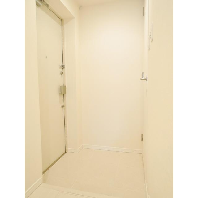 プレール・ドゥーク東陽町 307号室の玄関