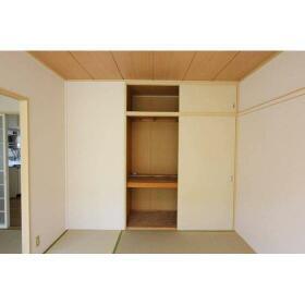 パールハイム 202号室の収納