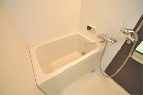 ジェンティーレ薬院I 201号室の風呂