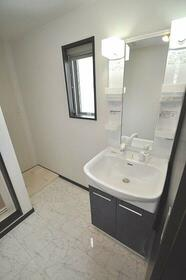 ジェンティーレ薬院I 201号室の洗面所