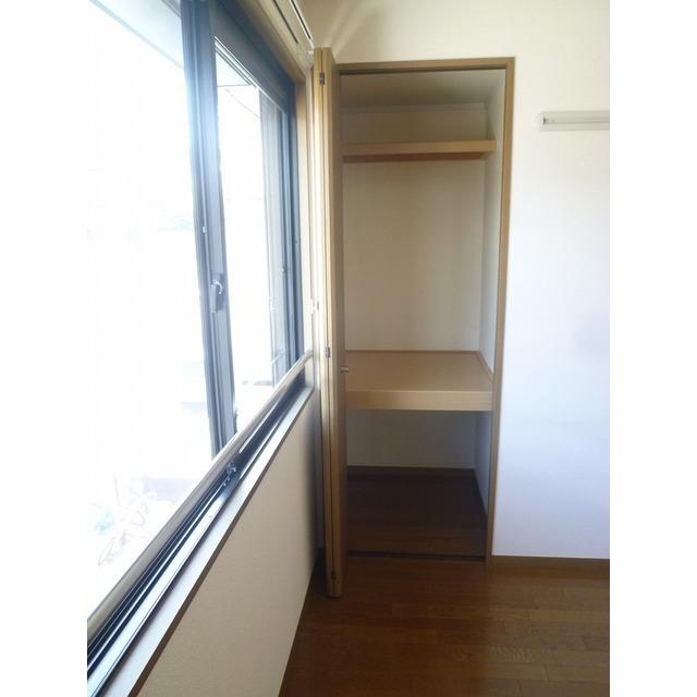 ステージモリ 103号室の収納