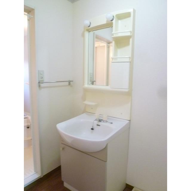 ステージモリ 103号室の洗面所