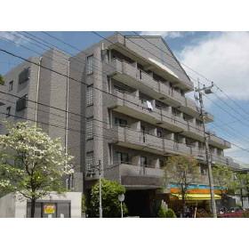 コア・フォーレスト弐番館の外観
