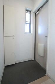 アンベリール 3F号室の玄関