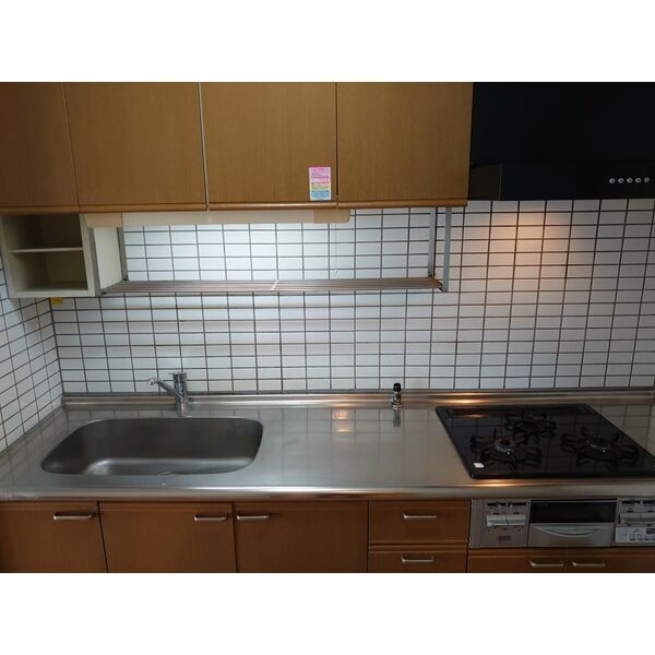 サンハウス木曽川 5F号室のキッチン