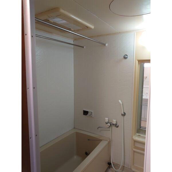 サンハウス木曽川 5F号室の風呂