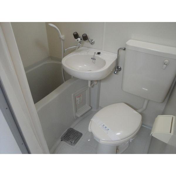 ルネッサンスエレガンス 2D号室の風呂