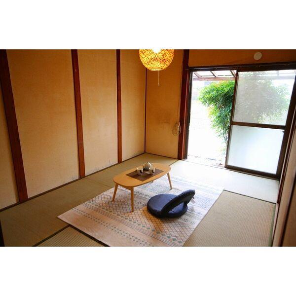 稲島10丁目植田貸家A102号室のリビング
