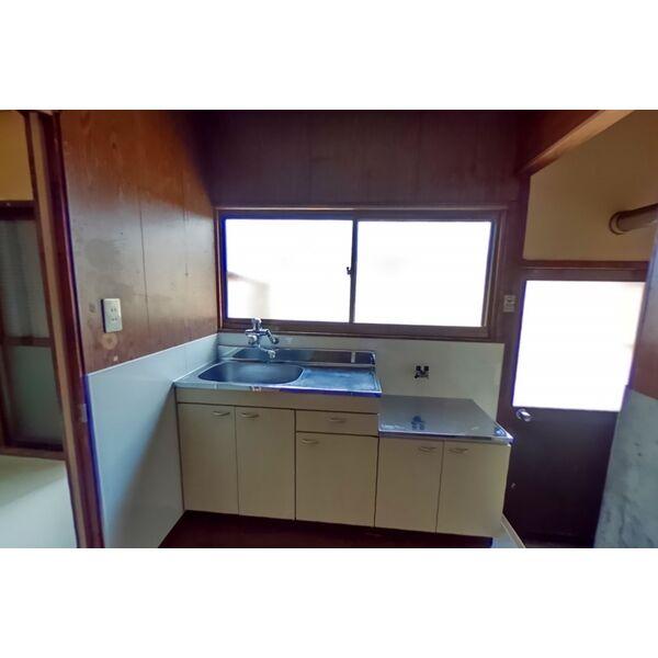 稲島10丁目植田貸家A102号室のキッチン