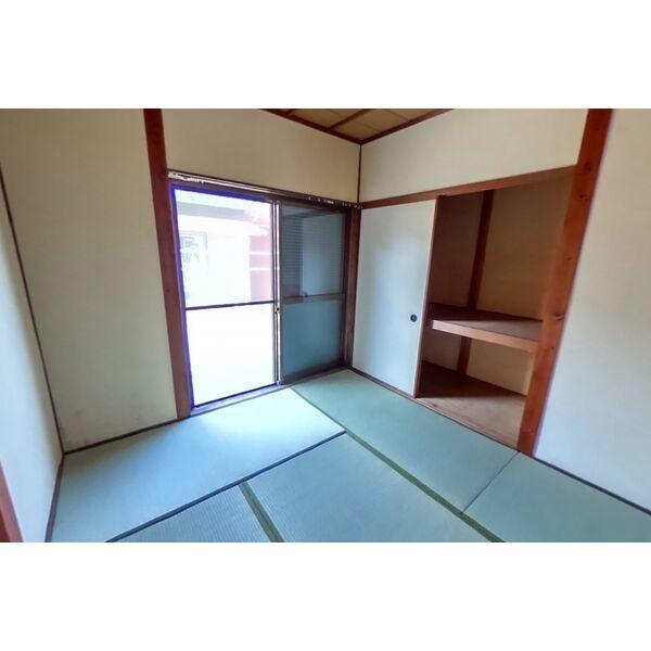 稲島10丁目植田貸家A102号室のベッドルーム