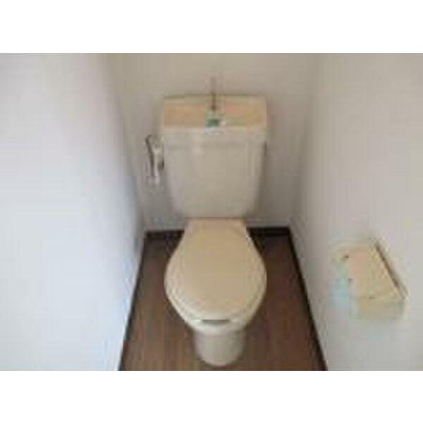 PLEAST田島Ⅱ 301号室のトイレ