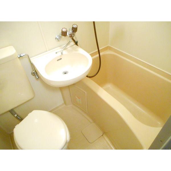 山口マンション 307号室の風呂