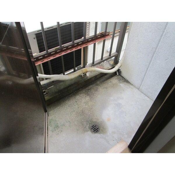 プレアール井高野 306号室のバルコニー