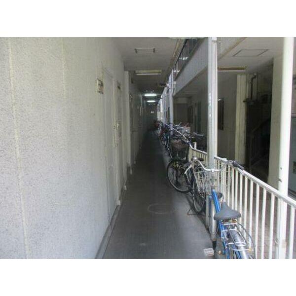 プレアール井高野 306号室のその他共有