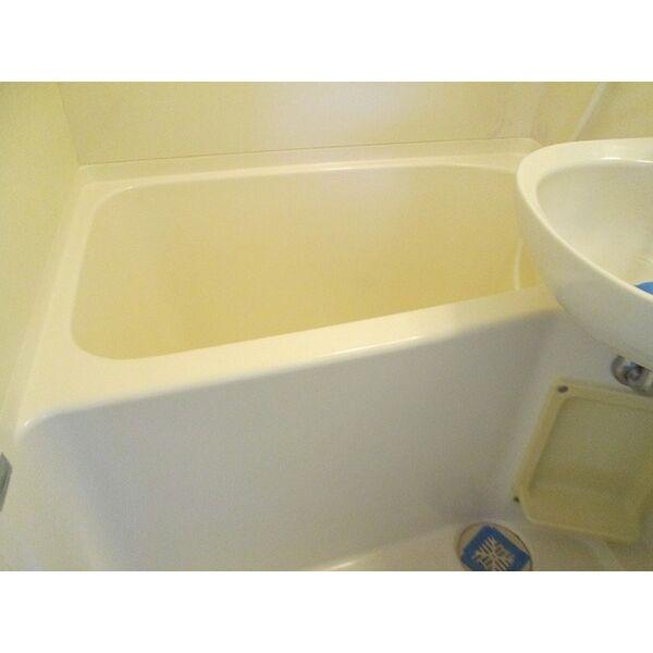 プレアール井高野 306号室の風呂