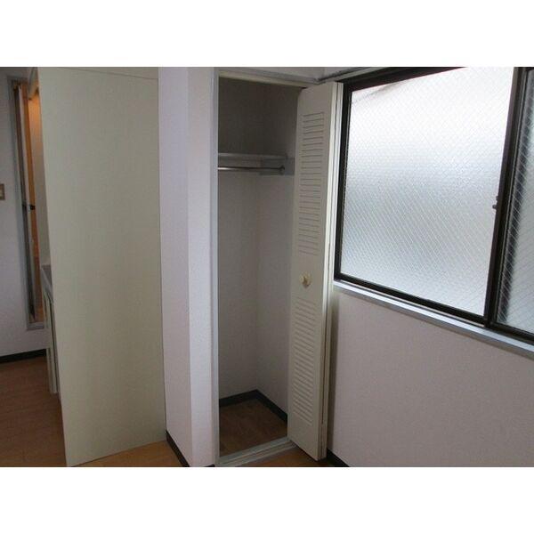 プレアール井高野 306号室の収納