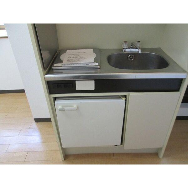 プレアール井高野 305号室のキッチン