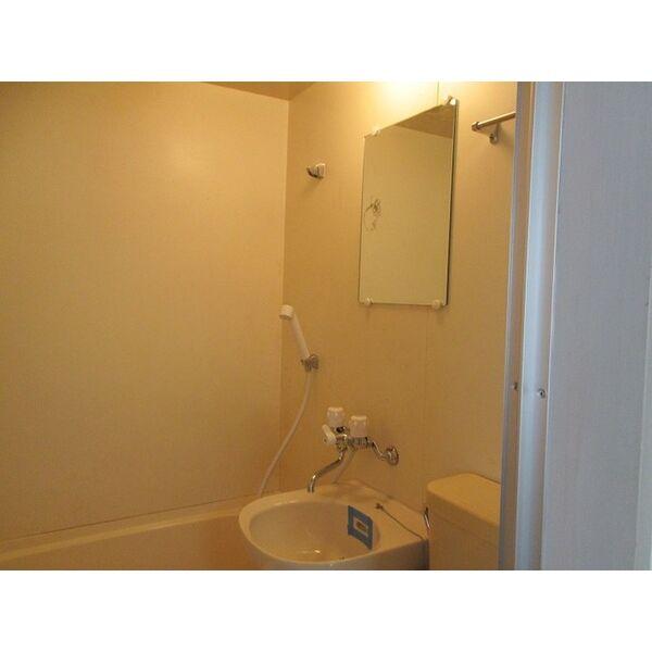 プレアール井高野 305号室の洗面所