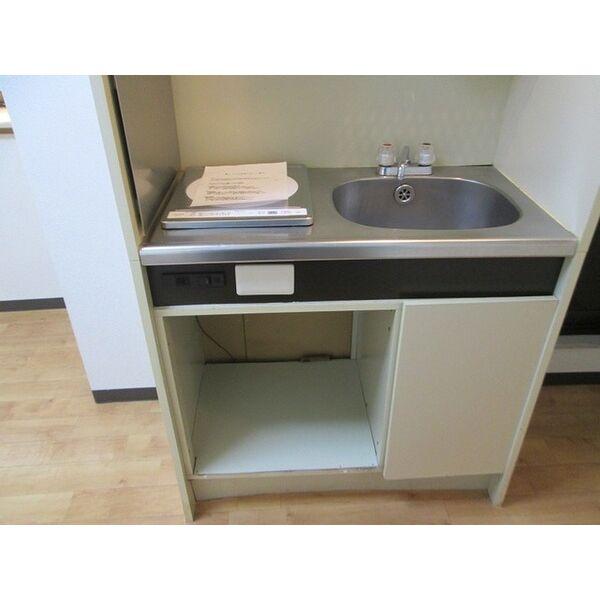 プレアール井高野 202号室のキッチン